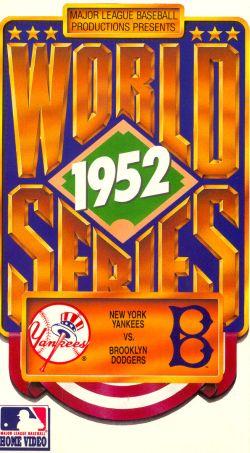 MLB: 1952 World Series