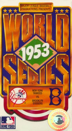 MLB: 1953 World Series