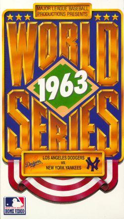 MLB: 1963 World Series