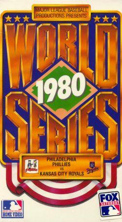 MLB: 1980 World Series