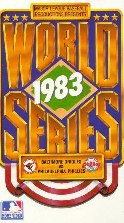 MLB: 1983 World Series - Baltimore vs. Philadelphia