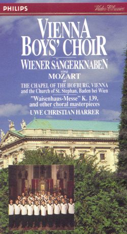 Vienna Boys' Choir Sing Mozart