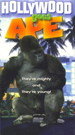 Hollywood Goes Ape!
