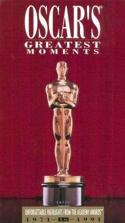 Oscar's Greatest Moments: 1971-1991