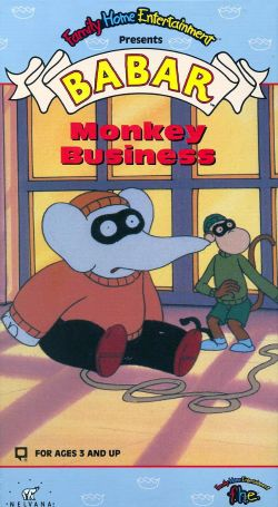 Babar: Monkey Business