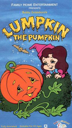 Lumpkin the Pumpkin