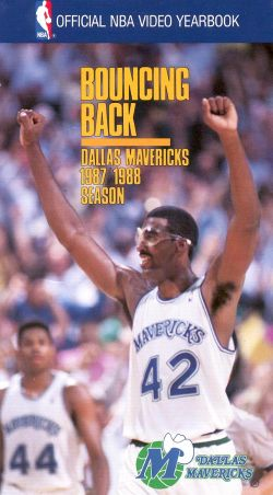 NBA: 1987-1988 Dallas Mavericks - Bouncing Back