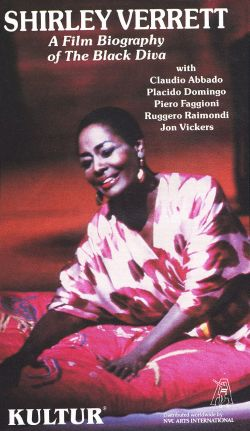 Shirley Verrett: A Film Biography of the Black Diva