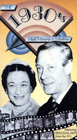 1930s: Music, Memories and Milestones