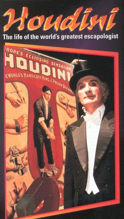 Houdini: The Life of the World's Greatest Escapologist