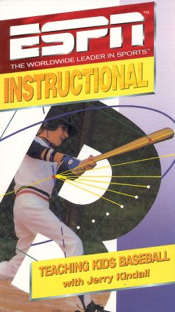 ESPN Instructional: Teaching Kids Baseball with Jerry Kindall