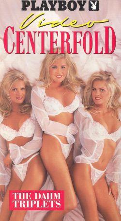 Playboy: Video Centerfold - The Dahm Triplets