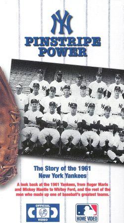 MLB: Pinstripe Power