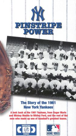 MLB: Pinstripe Power - The Story of the 1961 New York Yankees
