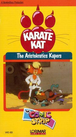 Karate Kat: Aristokratic Kapers