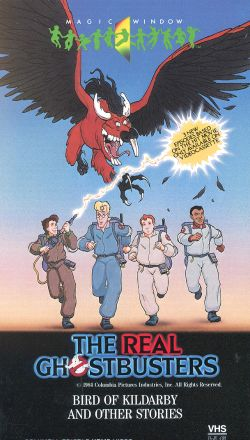 The Real Ghostbusters: Bird of Kildarby