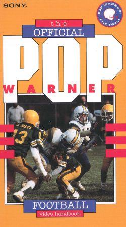 The Official Pop Warner Football Video Handbook