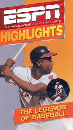 ESPN Highlights: The Legends of Baseball