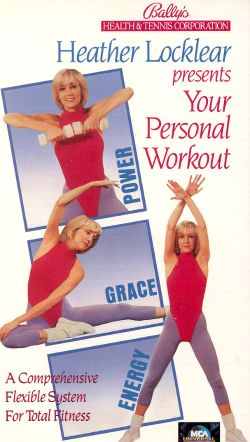 Heather Locklear Presents Your Personal Workout