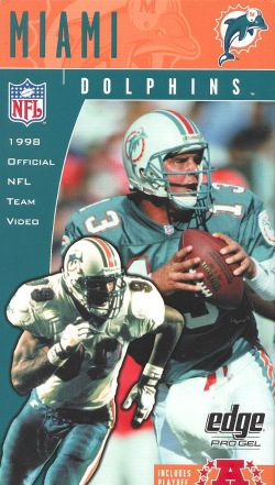 NFL: 1998 Miami Dolphins Team Video