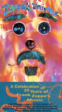 Zappa's Universe