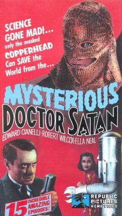 Doctor Satan's Robot
