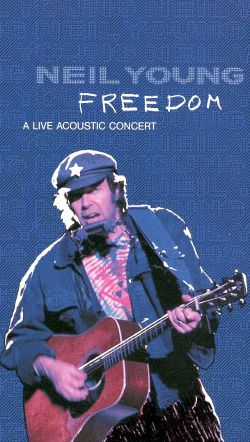Neil Young: Freedom Alive - Acoustic Concert