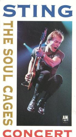 Sting: The Soul Cages Concert
