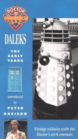 Doctor Who: Daleks - The Early Years