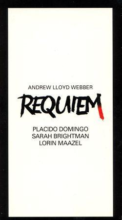 Andrew Lloyd Webber: Requiem