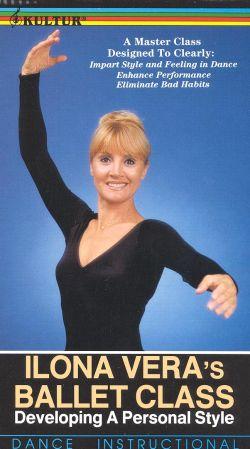 Ilona Vera's Ballet Class