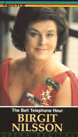 Bell Telephone Hour: Birgit Nilsson