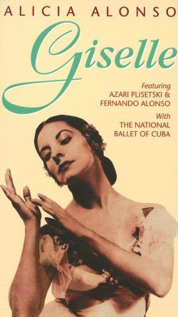 Giselle (National Ballet of Cuba/Plizetski)