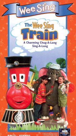 Wee Sing: The Wee Sing Train