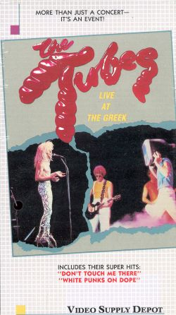 The Tubes: Live at the Greek