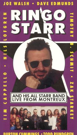 Ringo Starr and His All Starr Band: Live from Montreaux