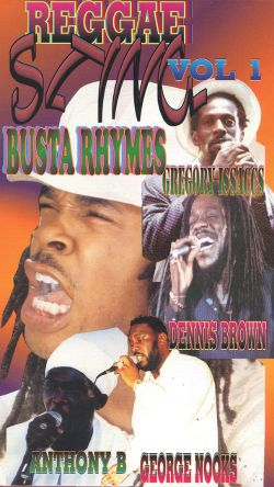 Reggae Sting '89: Vol. 1