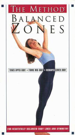 The Method: Pilates - Target Zones: Upper-Mid-Lower Body
