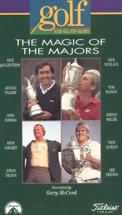 Golf and All its Glory, Vol. 2: The Magic of the Majors