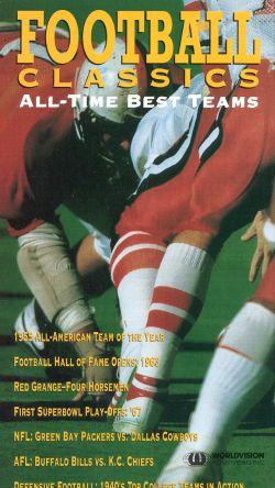 Football Classics, Vol. 1