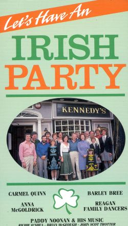 Let's Have an Irish Party