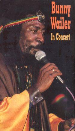 Bunny Wailer in Concert