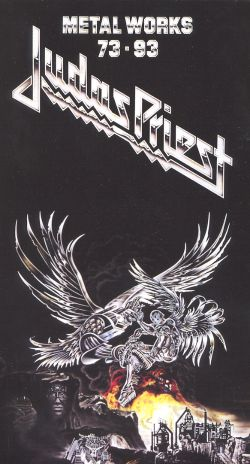 Judas Priest: Metal World 73-93