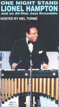 One Night Stand: Lionel Hampton and an All-Star Jazz Ensemble