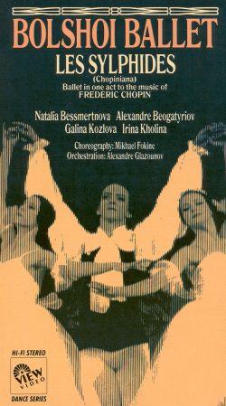Les Sylphides (Chopiniana) (Bolshoi Ballet)