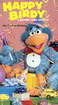 Happy Birdy: A Birthday Video Songfest