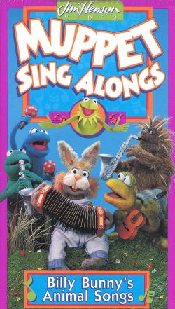 Muppet Sing-Alongs: Billy Bunny's Animal Songs
