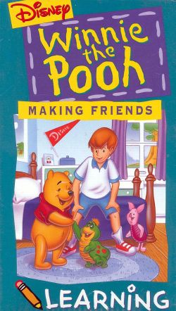 Winnie the Pooh: Pooh Learning - Making Friends