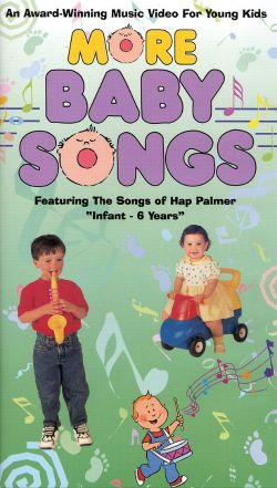 Baby Songs: More Baby Songs