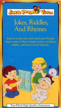 Little People: Jokes, Riddles, and Rhymes